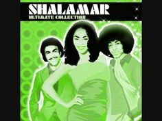 Shalamar - I Can Make You Feel Good  - my fave track from Shalamar
