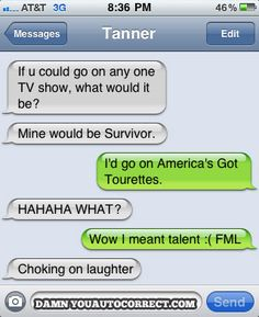 The Emmys in Damn You Auto Correct Style!
