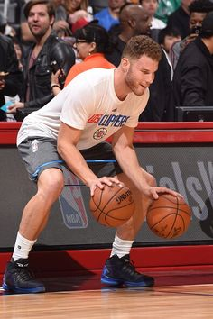 View photos for Photos: Clippers vs. Nba Players, Basketball Players, La Clippers, Blake Griffin, Los Angeles Clippers, Detroit Pistons, Oklahoma Sooners, College Basketball, Sports
