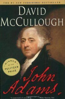 """In this powerful, epic biography, David McCullough unfolds the adventurous life-journey of John Adams, the brilliant, fiercely independent, often irascible, always honest Yankee patriot -- """"the colossus of independence,"""" as Thomas Jefferson called him -- who spared nothing in his zeal for the American Revolution; who rose to become the second President of the United States"""