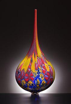 Glass Vessels Archives - Lino Tagliapietra