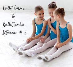 """This is my second interview of """"Ballet Dancer to Teacher"""". Trained at the Vaganova Ballet Academy. Dance Articles, Vaganova Ballet Academy, Teacher Interviews, Teach Dance, Professional Dancers, Free Tips, Ballet Dancers, Best Friends, Exercise"""