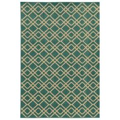 Home Decorators Collection Lorenzo Turquoise 7 ft. 10 in. x 10 ft. 10 in. Area Rug - 8164740330 - The Home Depot