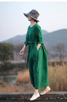 2017 Original Simple and beautiful retro dress long gown women's Dress Female Dresses 17395-in Dresses from Women's Clothing & Accessories on Aliexpress.com | Alibaba Group
