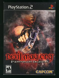 PS2 Devil May Cry 5th Anniversary Collection Complete 2 Games New Unopened | eBay