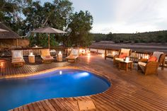 ( Spectacular views of the mighty Olifants from our swimming pool on the deck at aha Sefapane River Lodge! Kruger National Park, National Parks, Tourism Marketing, River Lodge, Relaxing Day, Best Places To Travel, Travel Goals, The Good Place, Travel Inspiration
