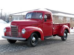 1948 International Pickup