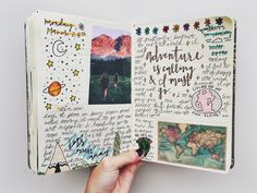 25/01/16– Road trip + coffee + bullet journal.