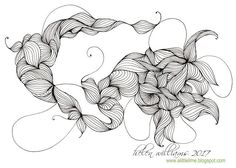 Image result for oh well tangle one little lime