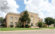 Yoakum County - Plains, TX.
