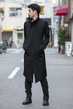FASCINATE_JAPAN || Streetstyle Inspiration for Men! #WORMLAND Men's Fashion