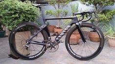 Canyon Aeroad CF SLX all black