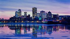 """With a minimum drinking age of 18 and a nonstop nightlife traditionally capped off with a 3am poutine stop, this city doesn't shy away from being """"the #party city of #Canada"""". bbc.in/1xTGMxg"""