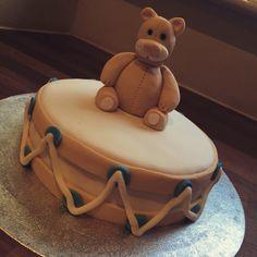 Littlemissimmyloves teddy cake