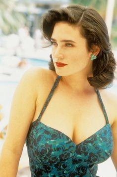 Jennifer Connelly... her husband is crazy gorgeous too.