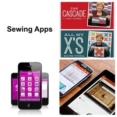 Read about useful sewing apps Sewing Techniques, Free Sewing, Sewing Tutorials, Quilting, Apps, Stitch, Learning, Crafts, Full Stop