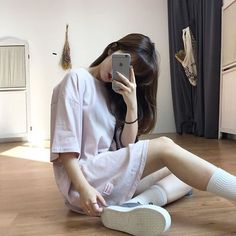 fashion, outfit, and ulzzang image