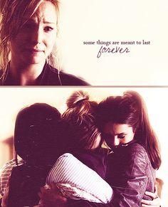 Day7 The Vampire Diaries 30-Day Challenge: Favorite Cast Friendship?? Bonnie, Caroline & Elena