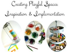 Creating Playful Spaces: Inspiration & Implementation