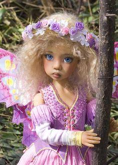 Flora Fairy - Martha Boers  Kaye Wiggs collaboration