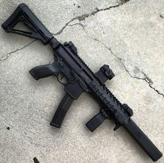 The Viking Minuteman — tacticalgearzoneguy:  Gun Accessories
