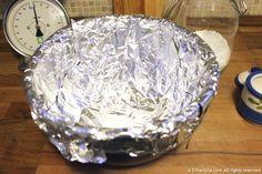 pulizia argento ciotola alluminio erbaviola.com