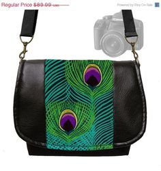 SALE Digital SLR Camera Bag  Dslr Camera Bag by janinekingdesigns, $67.49