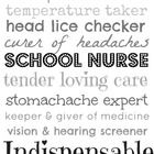 A perfect gift for your school nurse! Subway art in B&W. Designed to be 8 x 10. Can be printed out or uploaded to a photo processing center....