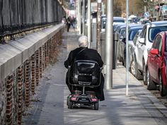 It's great freedom for old or physically disabled people to travel with mobility scooter. See this article if you want to see a smile in your beloved ones face who feel trouble to stand or walk. Oldenburg, Old Age Problems, Best Scooter, Disabled People, Four Wheelers, Violent Crime, Foster Care, Disability, Travel Accessories