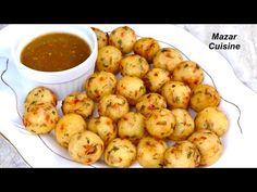 Crispy Potato Pakora اگر یکبار پکوره کچالو را به این شکل آماده کنید دیگر هرگزبه شکل سابق نخواهید رفت - YouTube Eggless Recipes, Eid Collection, Middle Eastern Recipes, Biryani, Indian Food Recipes, I Am Awesome, Appetizers, Kebabs, Snacks