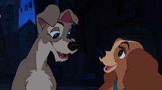 ¡Me ha salido Dama y el vagabundo! - ¿Qué pareja Disney sois tu media naranja y tú?   Disney Moments