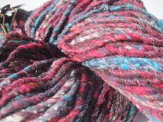 Noro Kogarashi Silk Wool Yarn Color 8 100g Red Blue Green Pink Bulky by Noro Kogarashi, http://www.amazon.com/dp/B004GSXZAO/ref=cm_sw_r_pi_dp_pXk5pb0VN1YMB