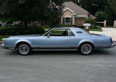 1979 Lincoln Mark V Givenchy