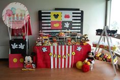 Mickey Mouse Birthday Party Ideas | Photo 10 of 20
