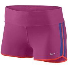 "Nike 2"" Boy Short - Women's - Running - Clothing - Rave Pink/Night Blue/University Red/Matte Silver  lady foot locker 24.99"