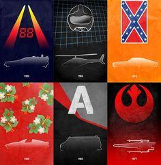 Movie Vehicle Posters