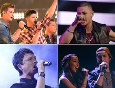 """The X Factor"" finally narrowed down its four semifinalists -- groups Restless Road and Alex and Sierra, over 25-er Jeff Gutt, and boy Carlito Olivero -- to the three finalists competing for the Season 3 title. Who made it?"