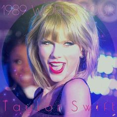 Taylor Swift 1989 World tour cover made by Pushpa