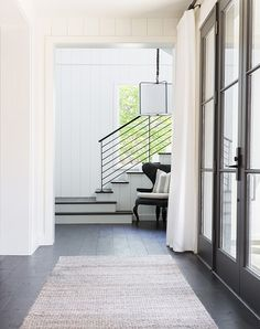 (Photo: Alyssa Rosenheck )   Luxurious yet casual. Traditional mixed with modern. Light and dar...