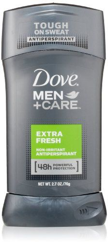 Dove Men + Care Antiperspirant, Twin Pack, 5.4 Ounce Twin pack, 2-27 ounce. Reduces underarm wetness. 24 hour protection.  #Dove #Health_and_Beauty