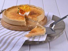Receta | Pumpkin cake (tarta de calabaza) - canalcocina.es Pancakes, Pumpkin, Ambrossio, Cooking, Breakfast, Base, Empanadas, Philadelphia, Food