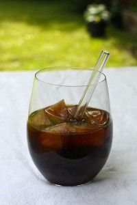 Cold-Brew coffee... with summer coming up this is exactly how i'm going to do it from now on.