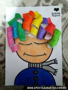 Ideias para aulas de artes - Dicas e Sugestões - Para Series Inicias.