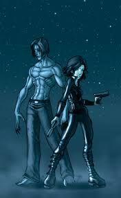 Selene & Micheal - Underworld