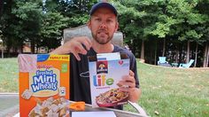Chief Meteorologist Wes Hohenstein shows you how to make a safe solar eclipse viewer at home with a cereal box and just a few other items.