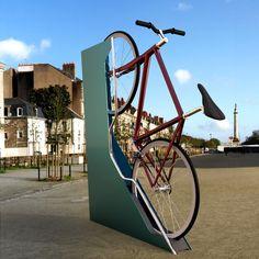 Une sélection de support à vélo pour les lieux compacts