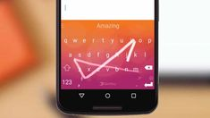 The SwiftKey Keyboard app has updated on Android today to Version This latest update revamps the Settings section with a new design and features and also adds support for Android's Dark Mo… Free Android, Android Apps, Android Phones, Swiftkey Keyboard, App Drawer, Track Workout, Current Location, Gaming Wallpapers, Latest Updates