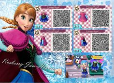 Frozen Anna dress (Now with cape!) by Rasberry-Jam-Heaven.deviantart.com on @deviantART I just have to add that this designer is just AWESOME!!!!!