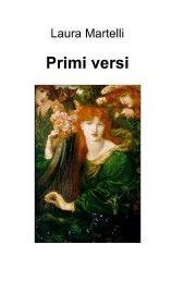 'Primi versi' si propone di condensare in 24 poesie il lavoro poetico di un anno, sviluppando una serie di tematiche facilmente riconducibili all'esperienza amorosa, alla sensualità e alla natura. Fra i motivi ispiratori vi sono, oltre alla sfera personale dell'autrice, la mitologia e la lirica greca.