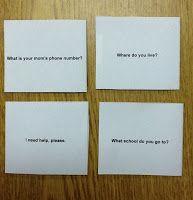 Talk It Up: Life Skills Questions